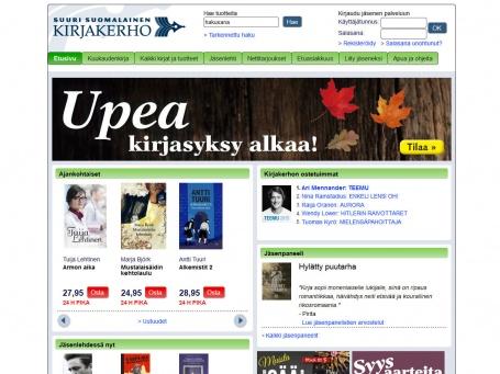Suuri suomalainen kirjakerho